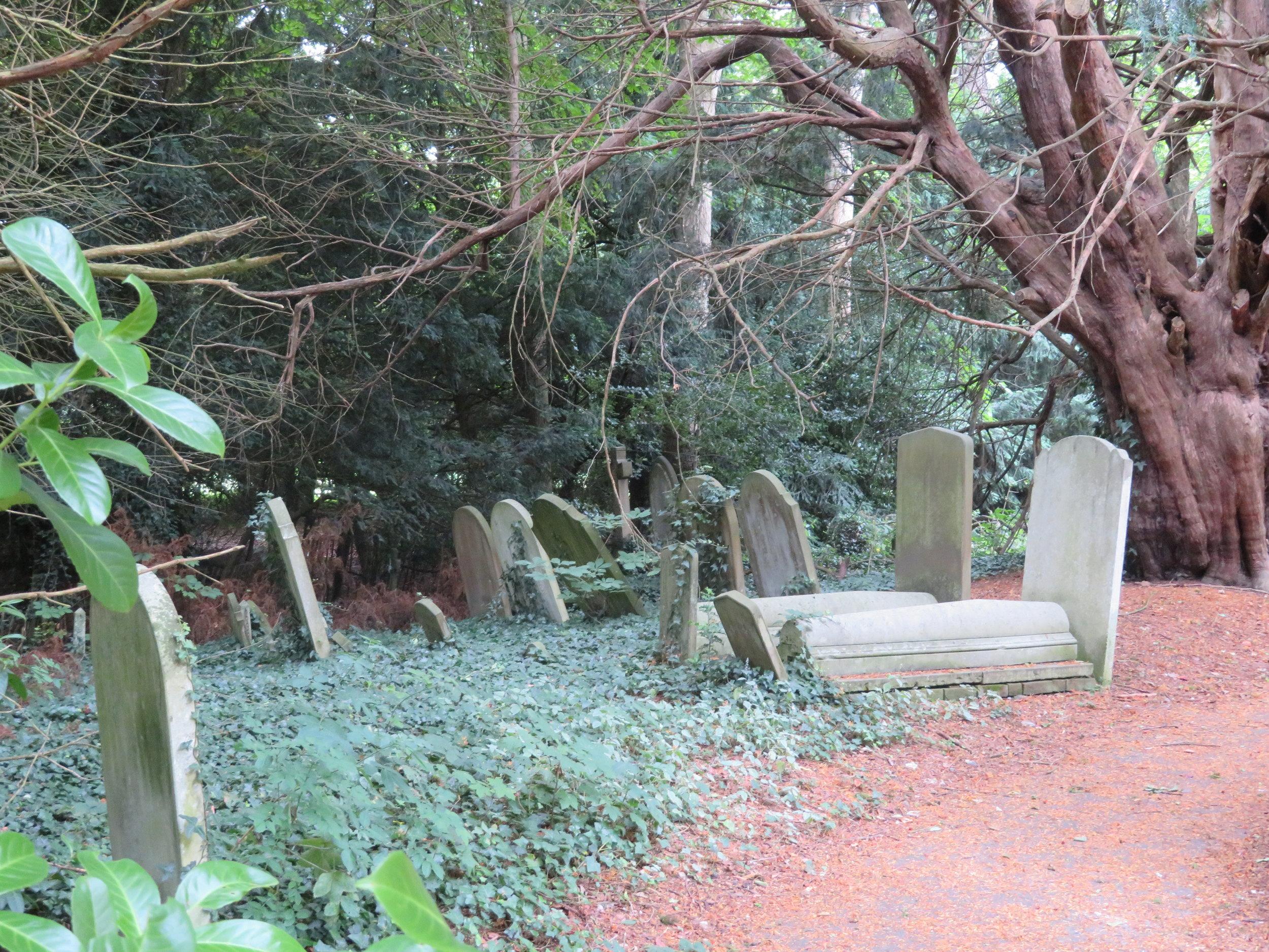 All Saints graveyard