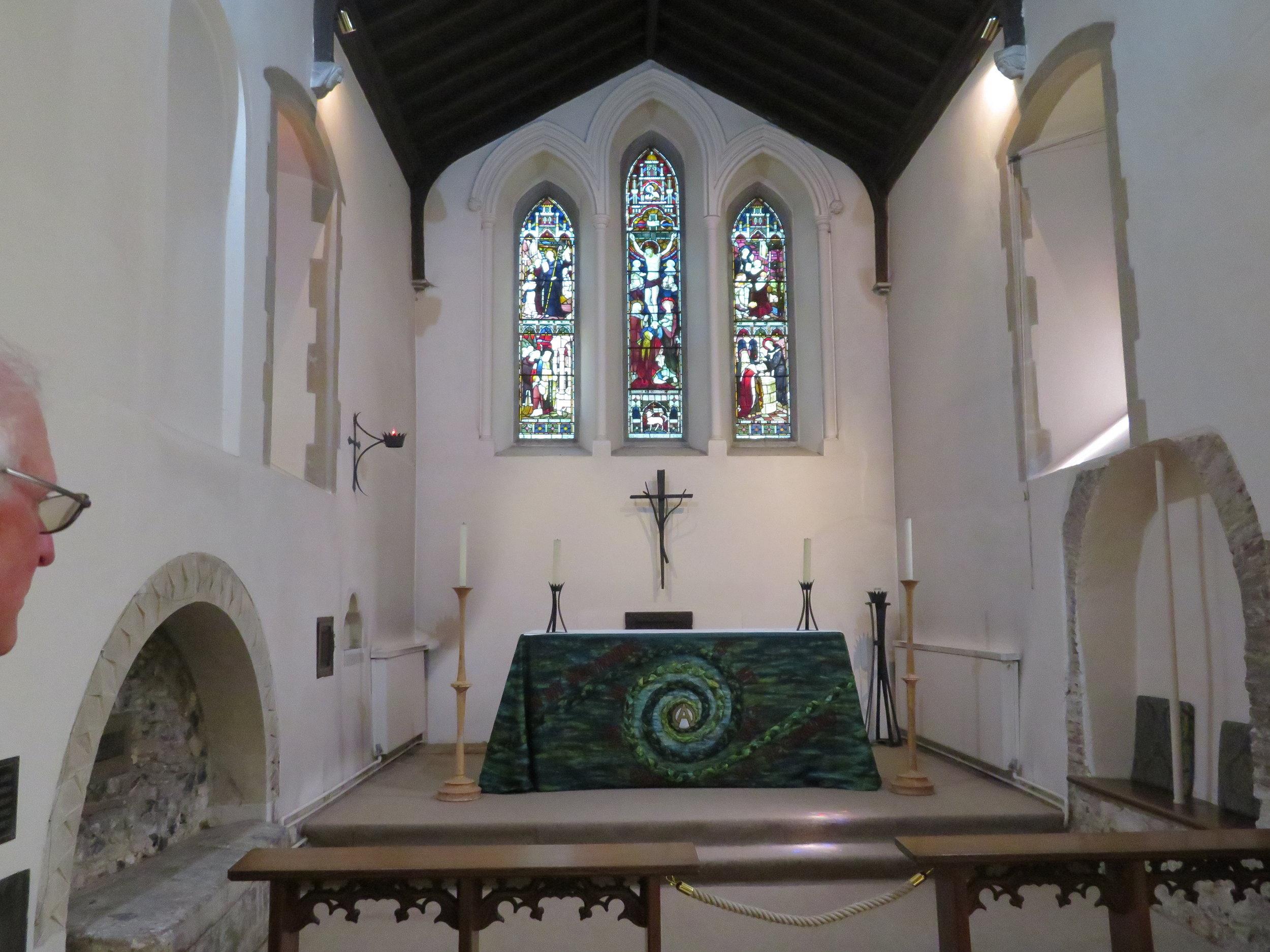 St. Martin's Altar