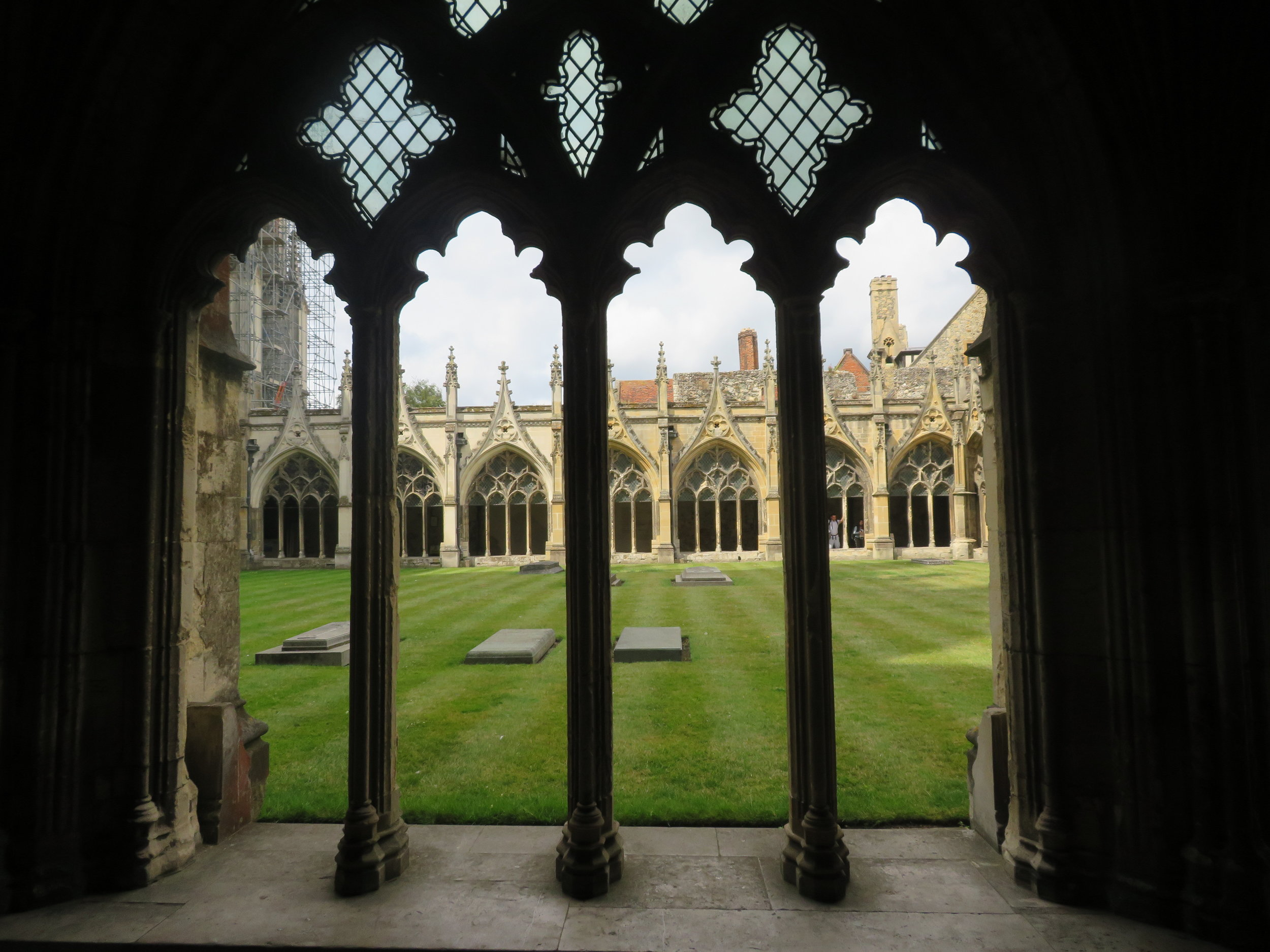 Chapter House View 2