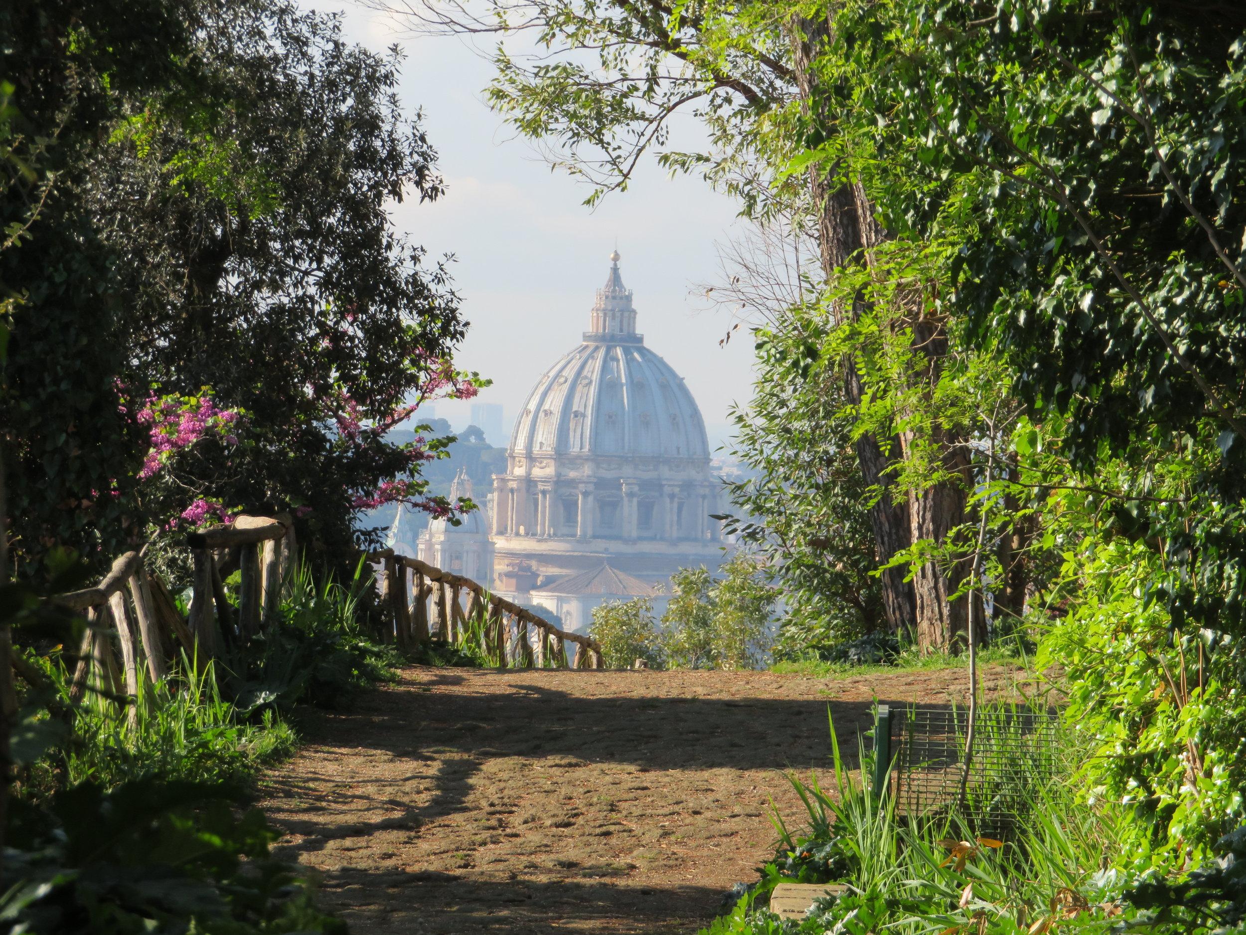 Rome - Vitralla