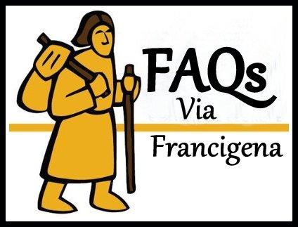 FAQs about the Via Francigena