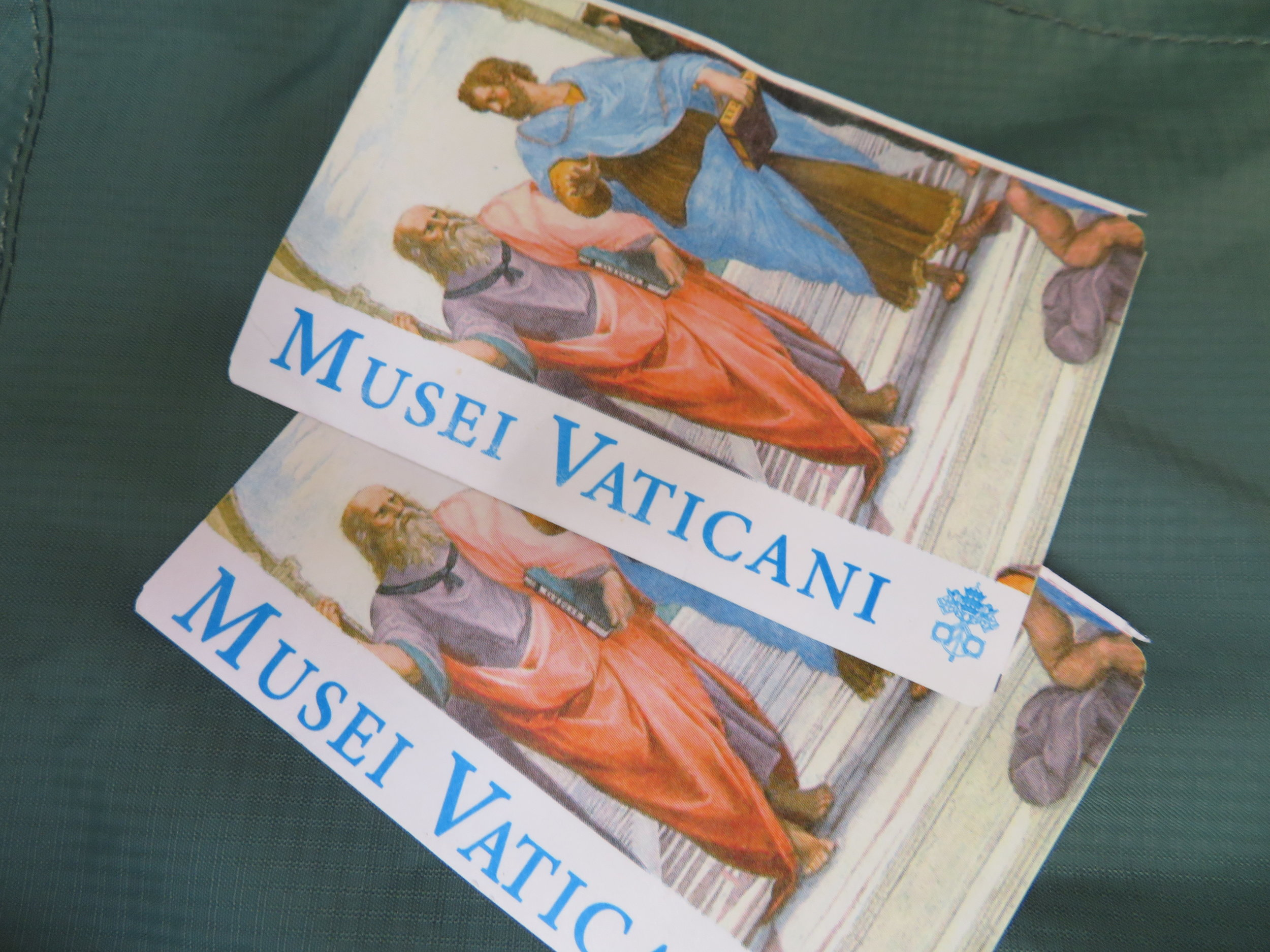 Tour the Vatican City