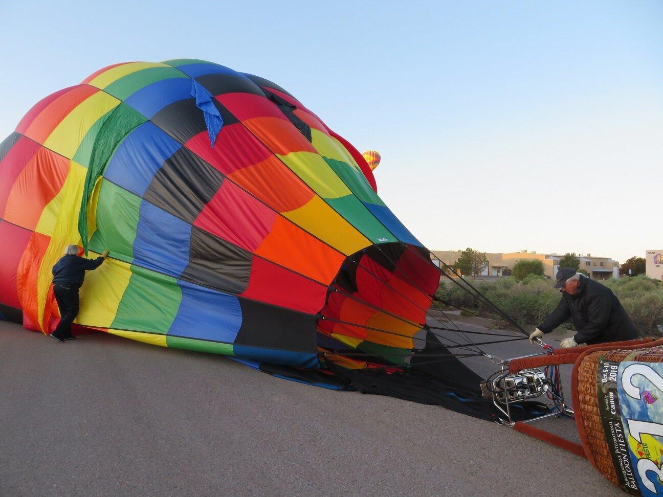 Deflating Whirlaway's envelope