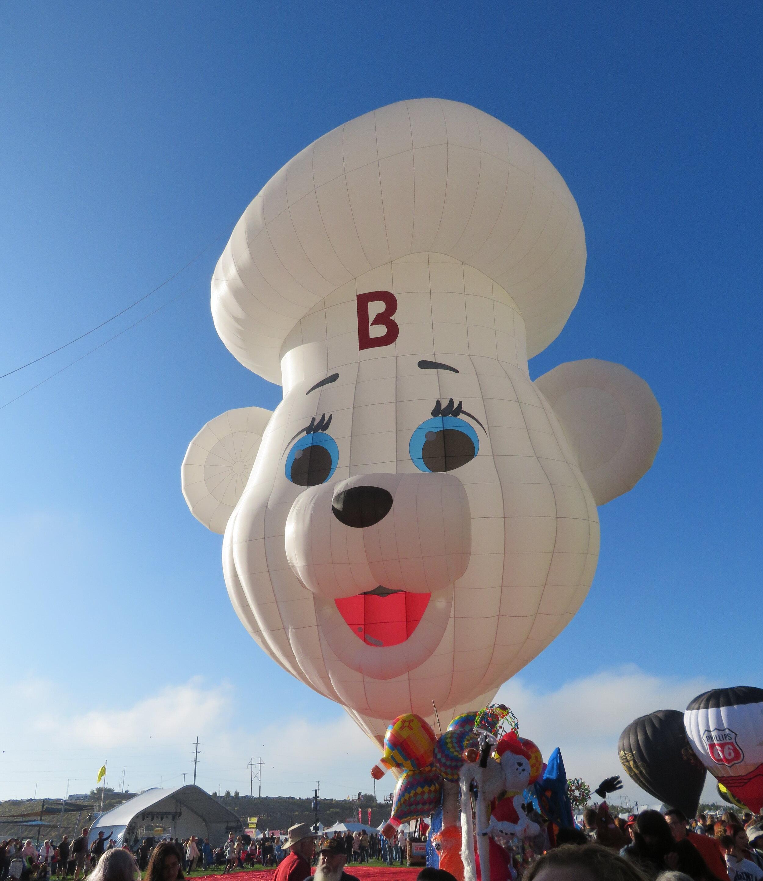 Bimbo Bear