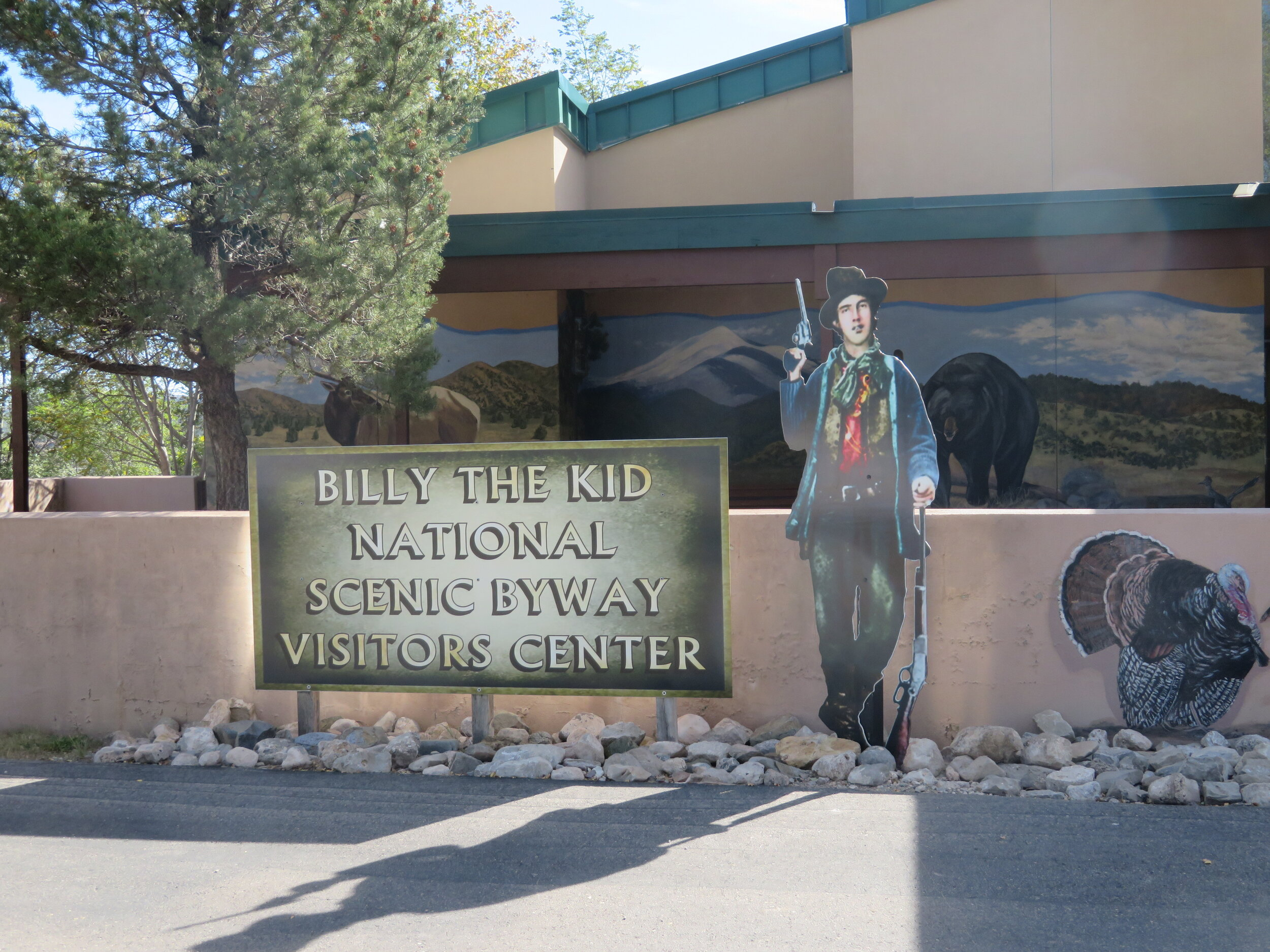 Billy the Kid natl scenic byway visitor ctr.JPG