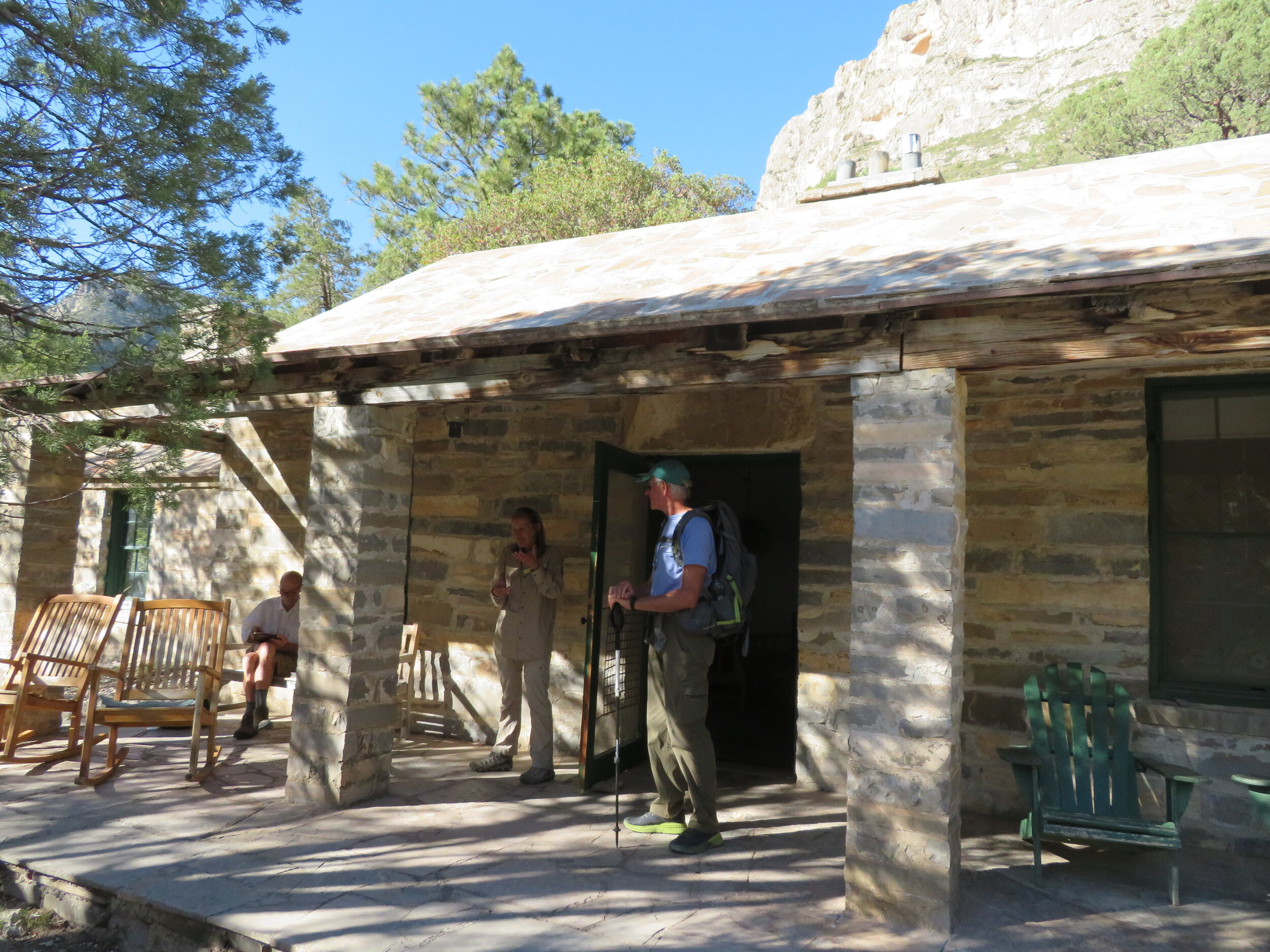 The Pratt Cabin is now an open exhibit for park visitors.