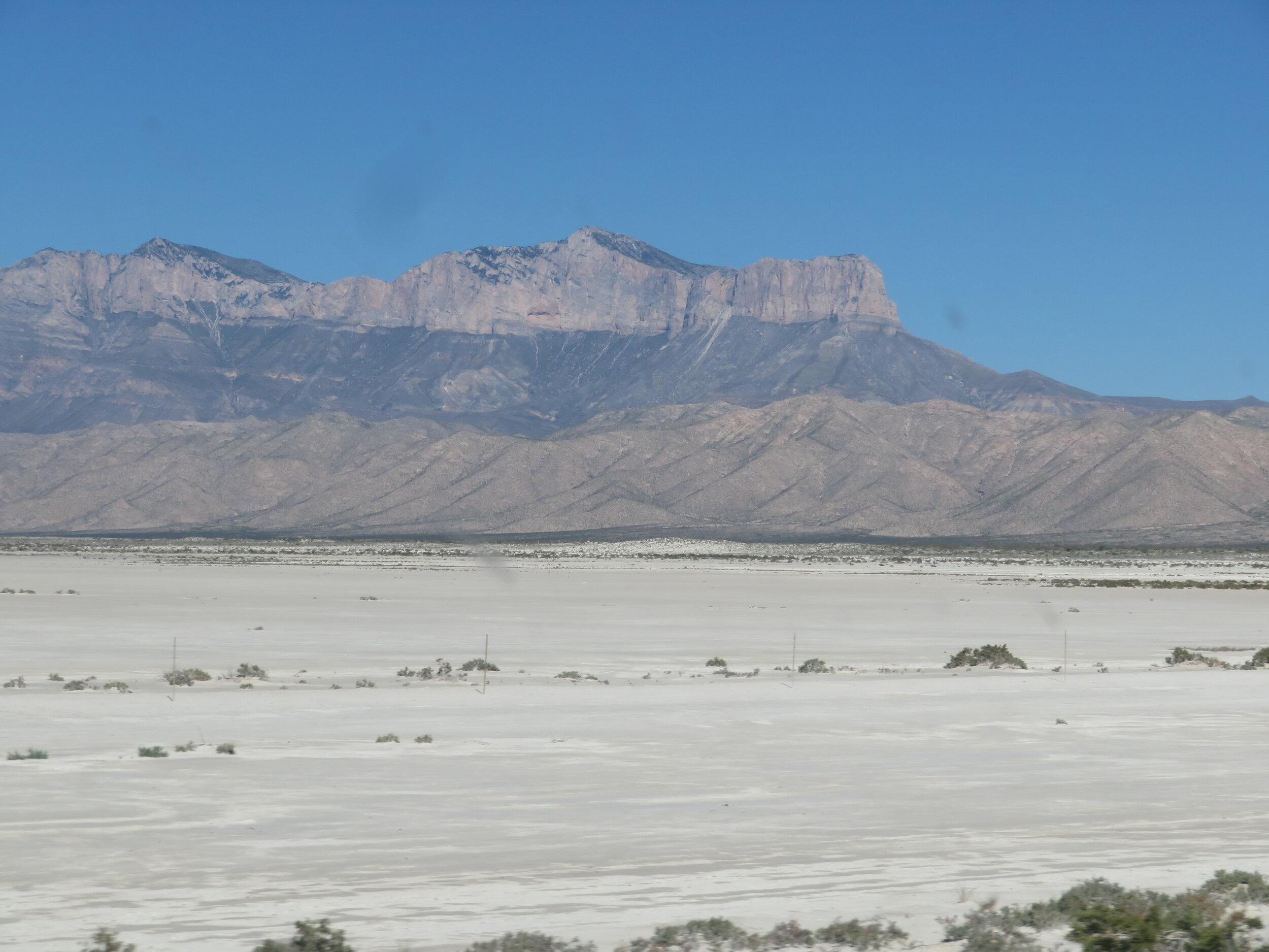 El Capitan - 10 miles away