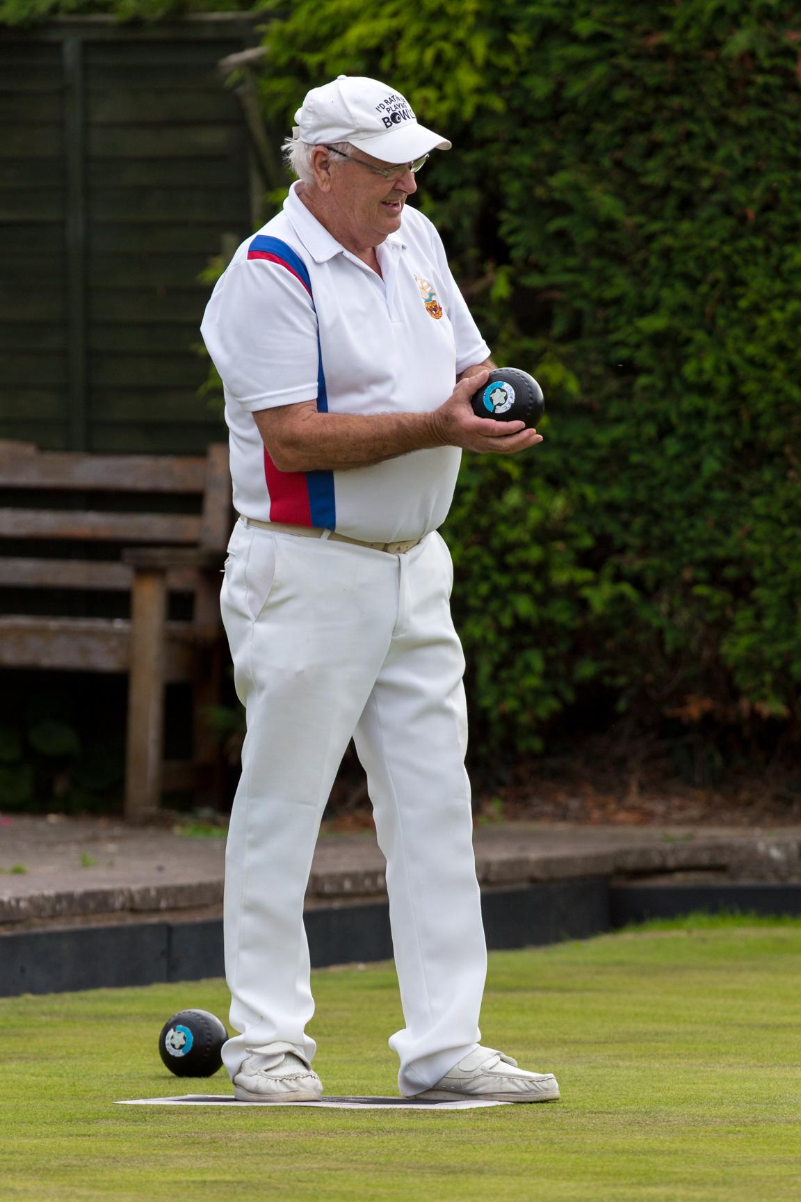 ANDY ANDREWS MEMORIAL CUP   Winner - Colin Bruton  Runner Up - John Norman