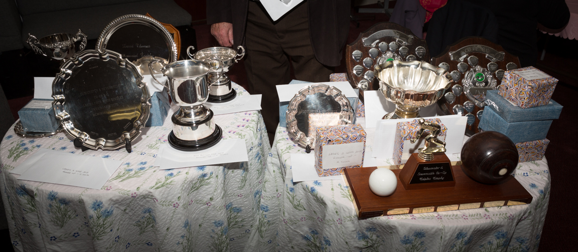 The Trophy Collection