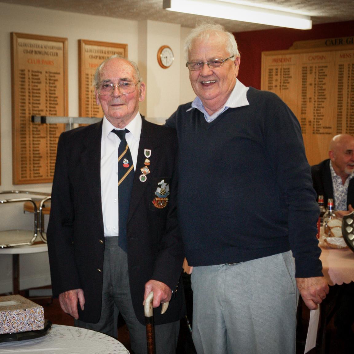 Roy Butler Cup Runner Up
