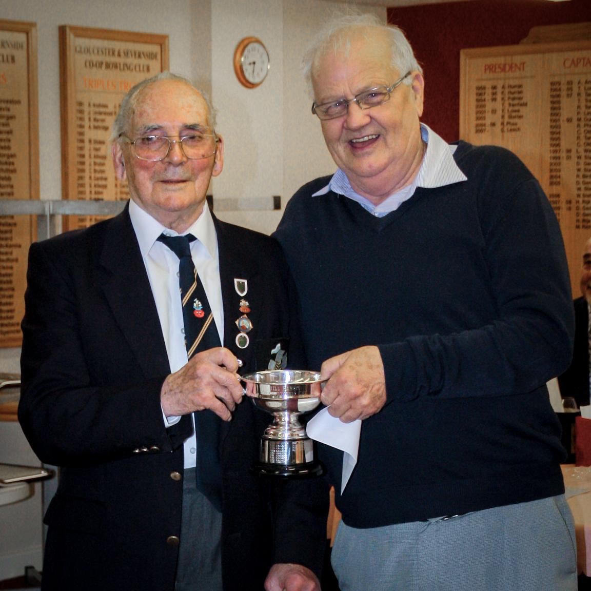 Bill Harris Cup Winner