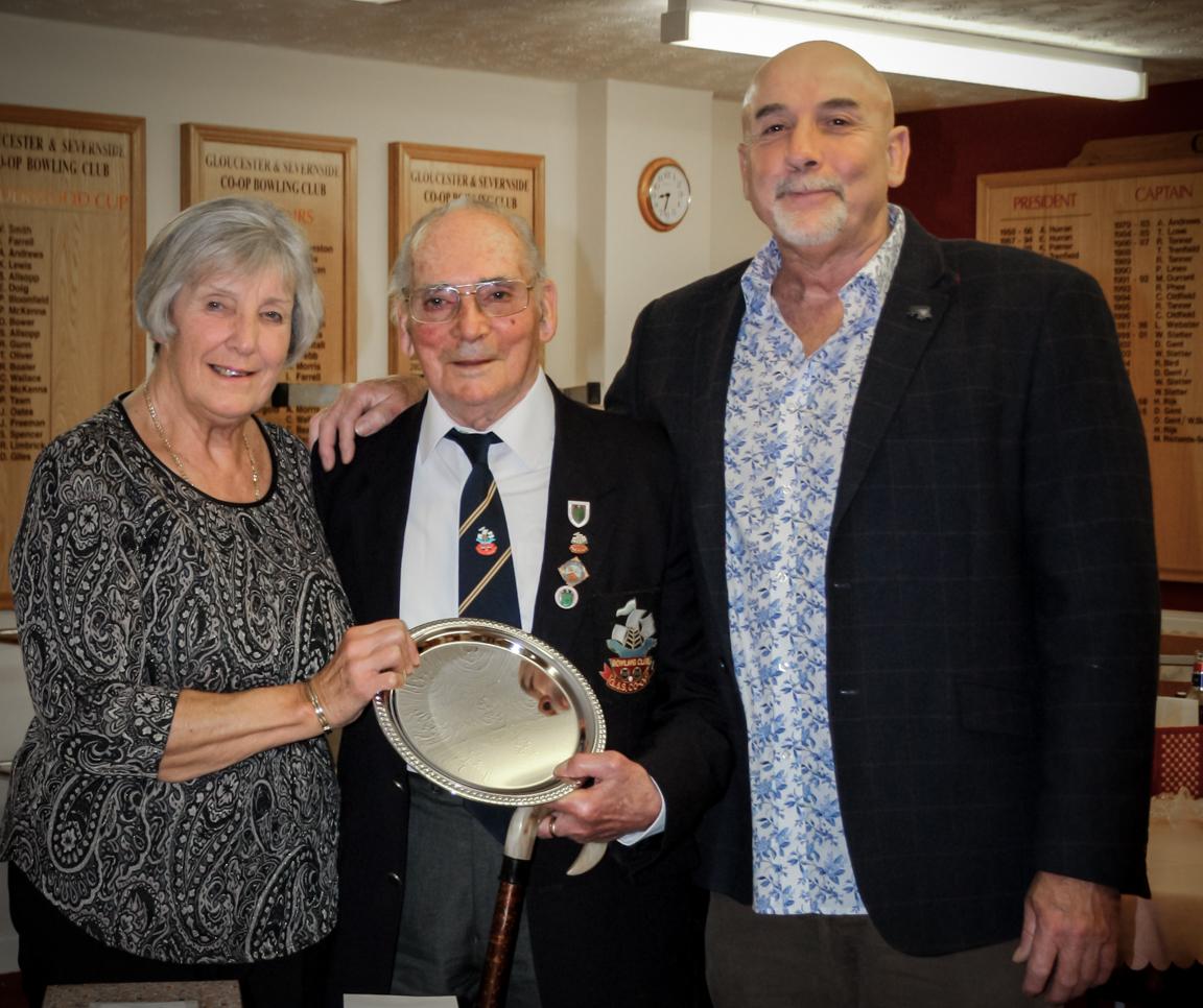 Dave Thomas Plate Winners