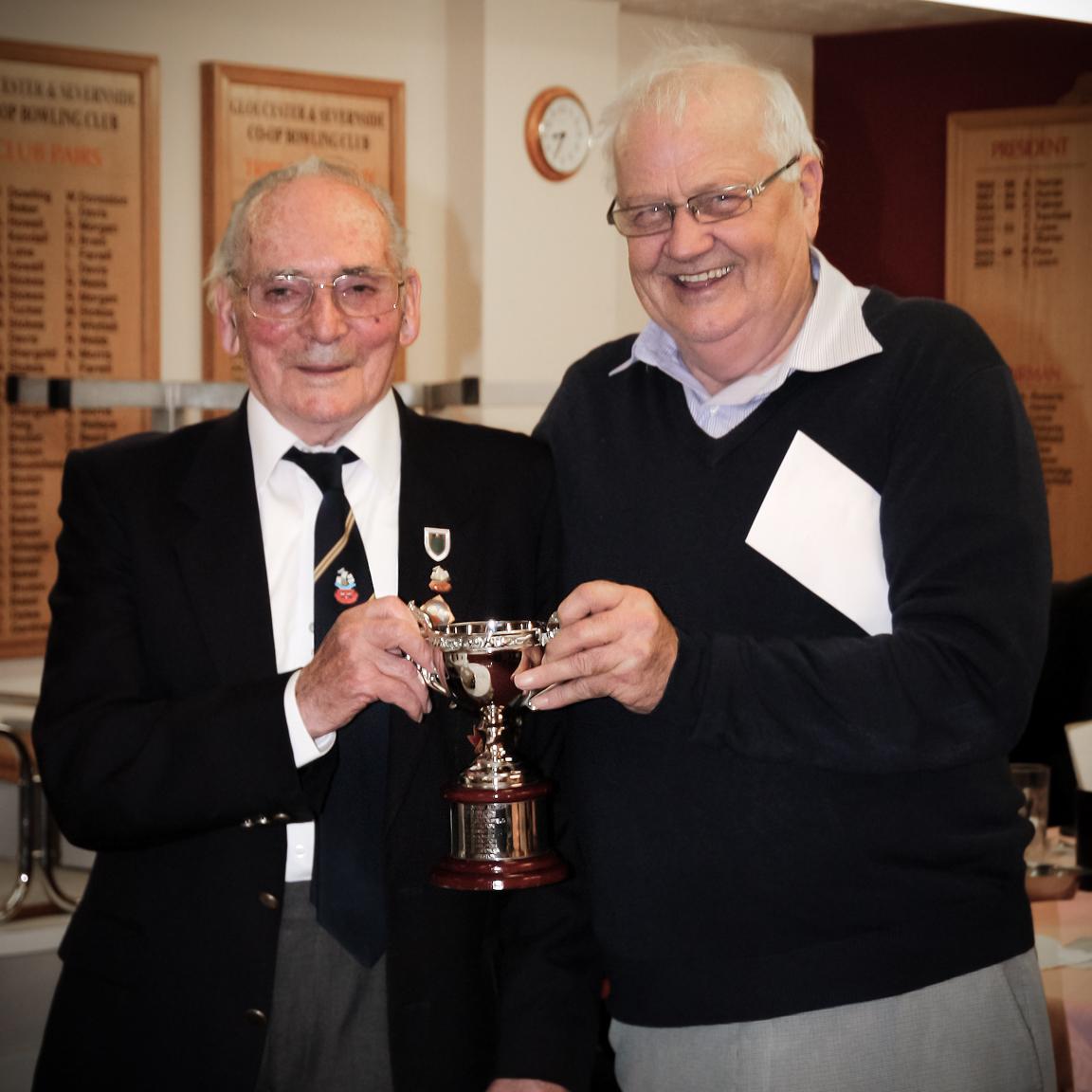 Andy Andrews Cup Winner