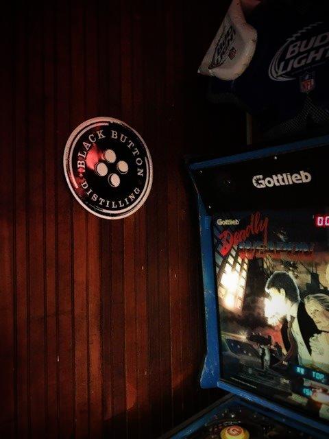 Tin tacker at the Belfort Inn present day