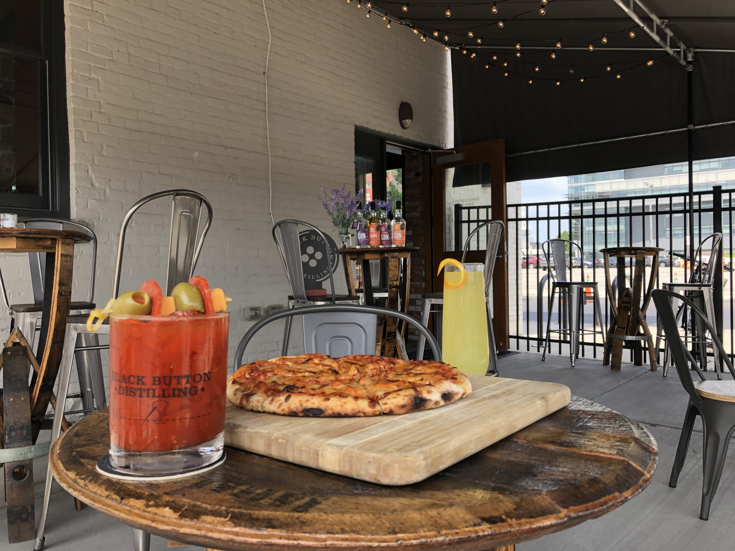 SUNDAY PIZZA BRUNCH FOR TWO - A special built for two, share a delicious brunch pizza while you each sip on a cocktail and get a taste of our Bourbon Cream. You'll also receive a coupon for $5 off any 750mL bottle.The Sunday Brunch special (a $43 value) is just $25 ($30 at the door).