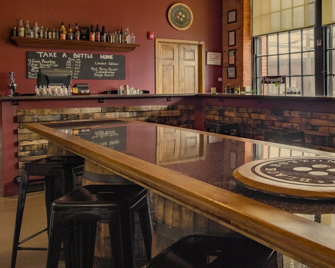 Tasting RooM - For parties up to 50