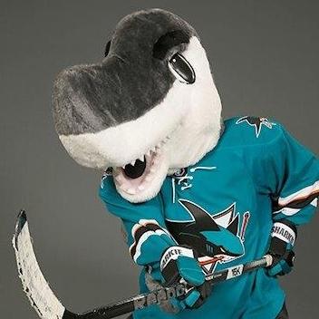 S.J. Sharkie - San Jose Sharks