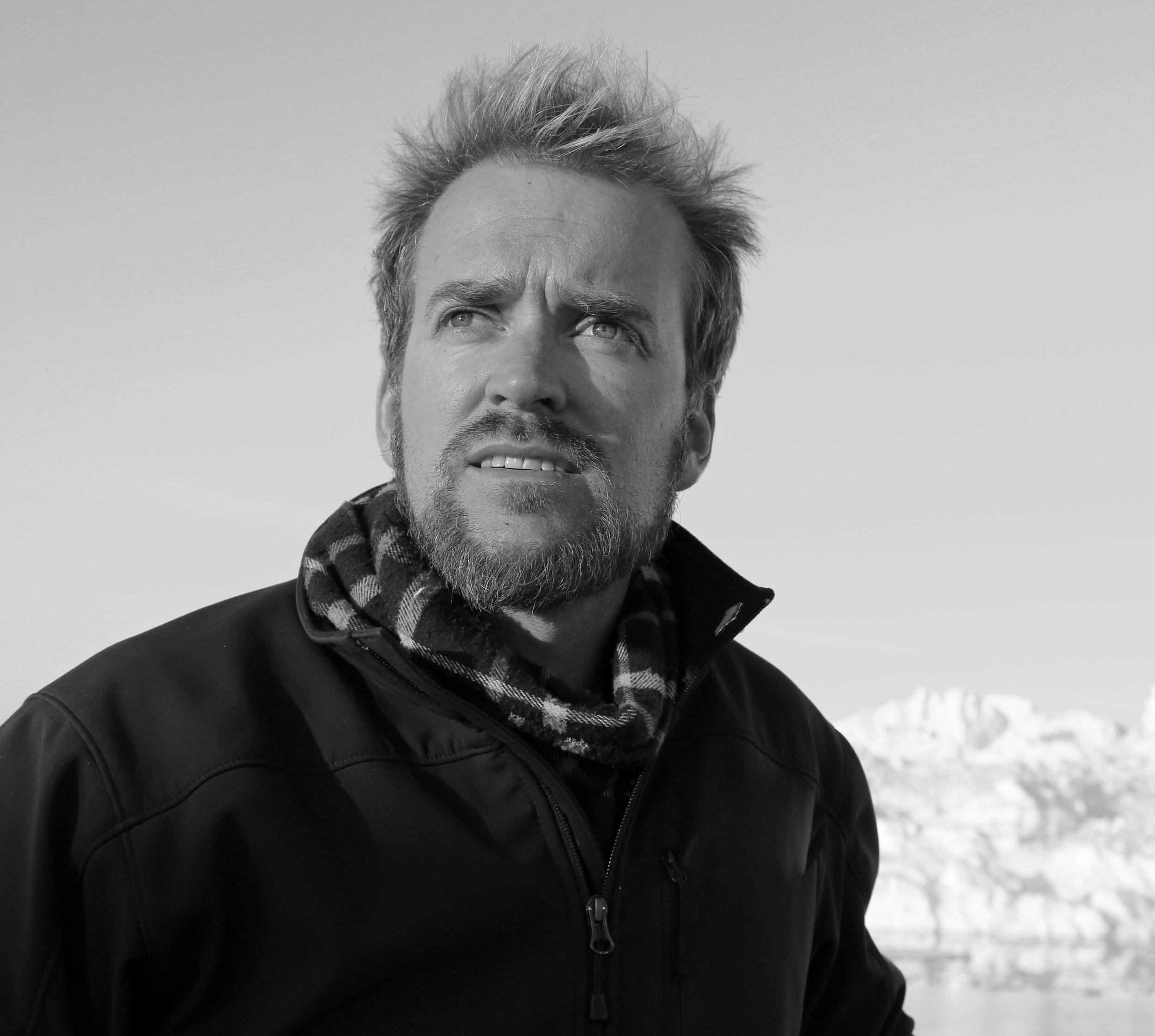 Vi er glade for at kunne annoncere glaciolog Jason Box som taler ved Folkets Klimamarch København i morgen. Jason er netop tilbage fra Grønland, hvor han har deltaget i en ekspedition for at måle hvordan isen reagerer på klimaforandringerne. #klimamarchKBH  We are pleased to announce climatologist, glaciologist Jason Box as a speaker. Jason has just returned to Copenhagen from Greenland, where he participated in an expedition to study ice response to climate change. #climatemarchCPH #peoplesclimate