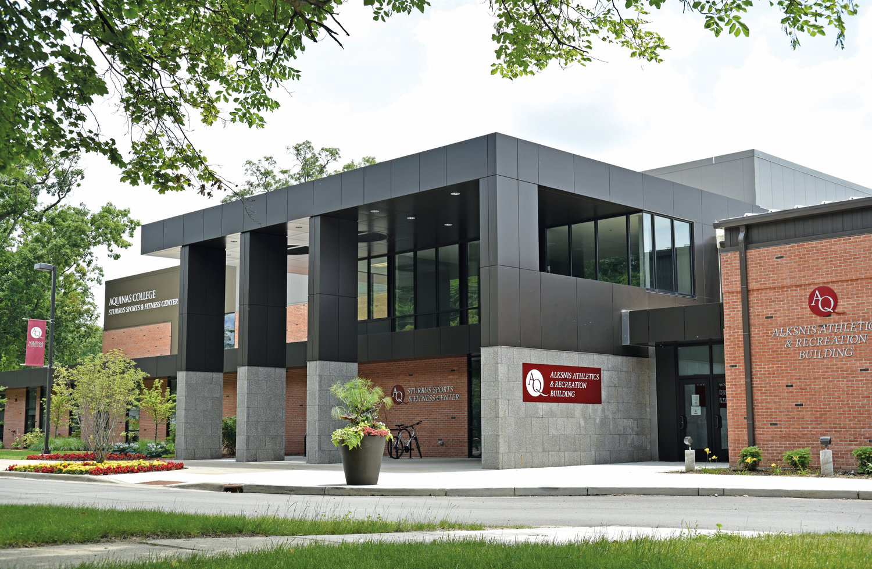 Aquinas College, Sturrus Sports & Fitness Center, Grand Rapids, Michigan