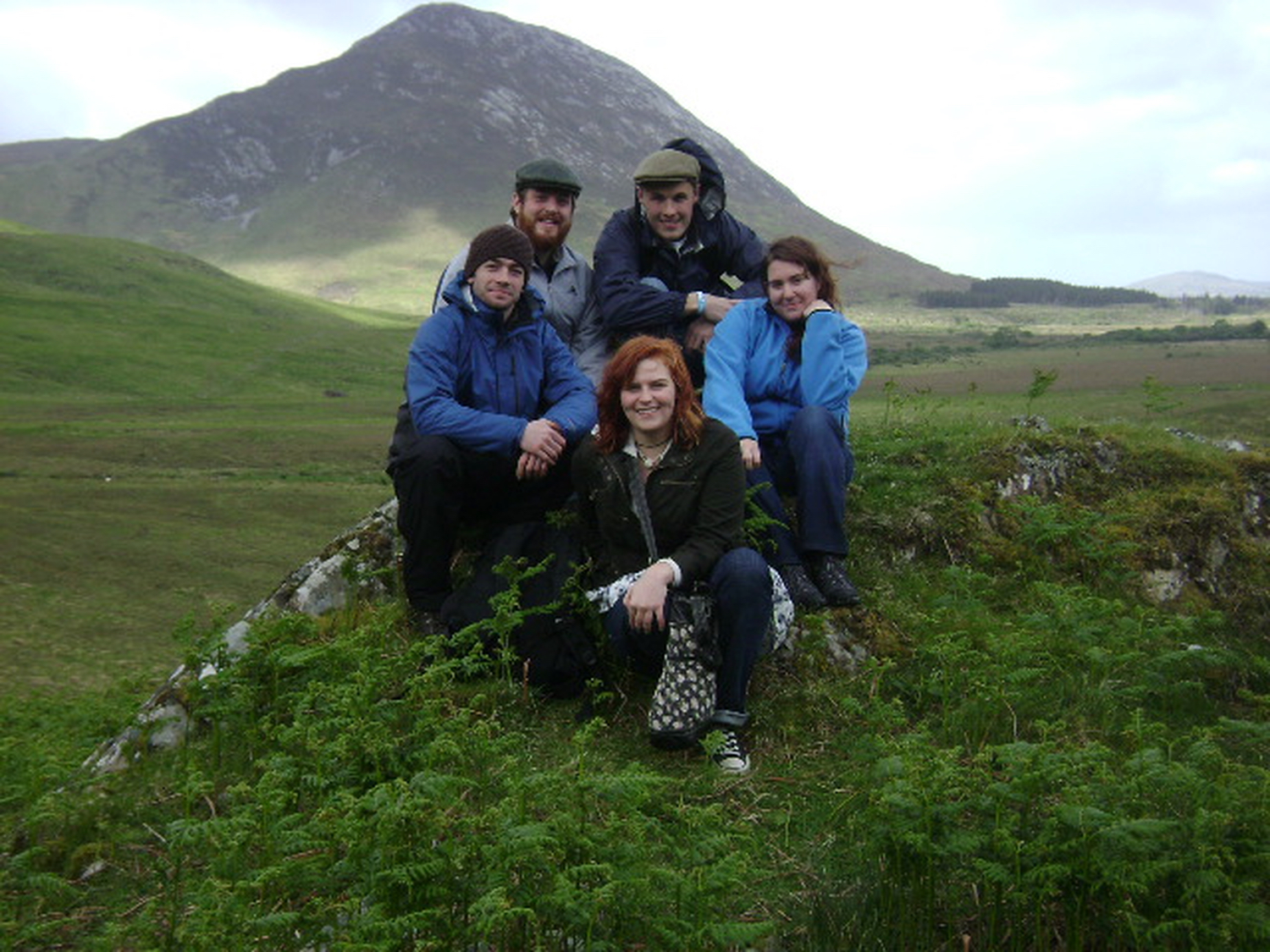 Maine Maritime Academy students on trip to Ireland