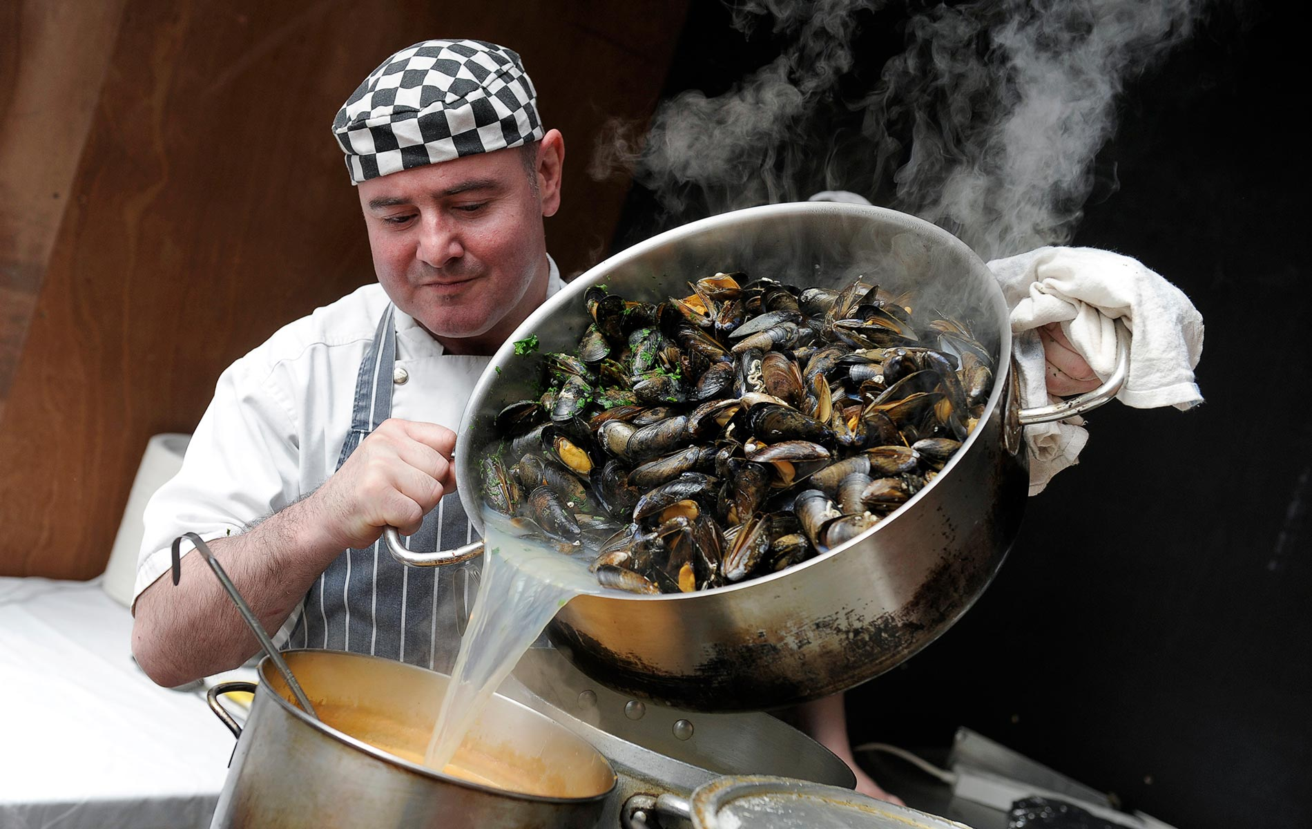 Tenth Annual Connemara Mussel Festival