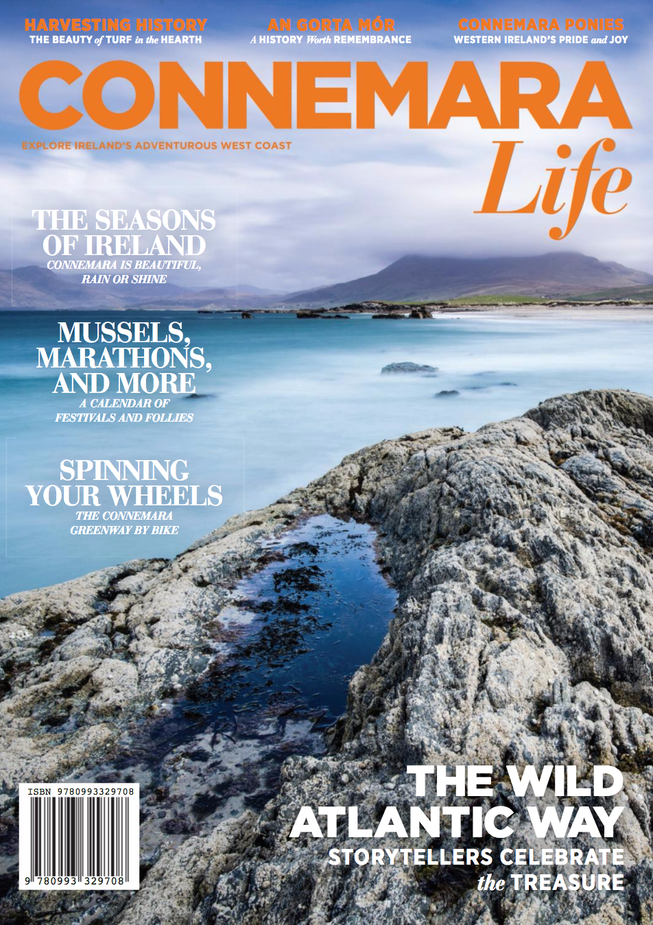 Connemara Life 2015 Cover