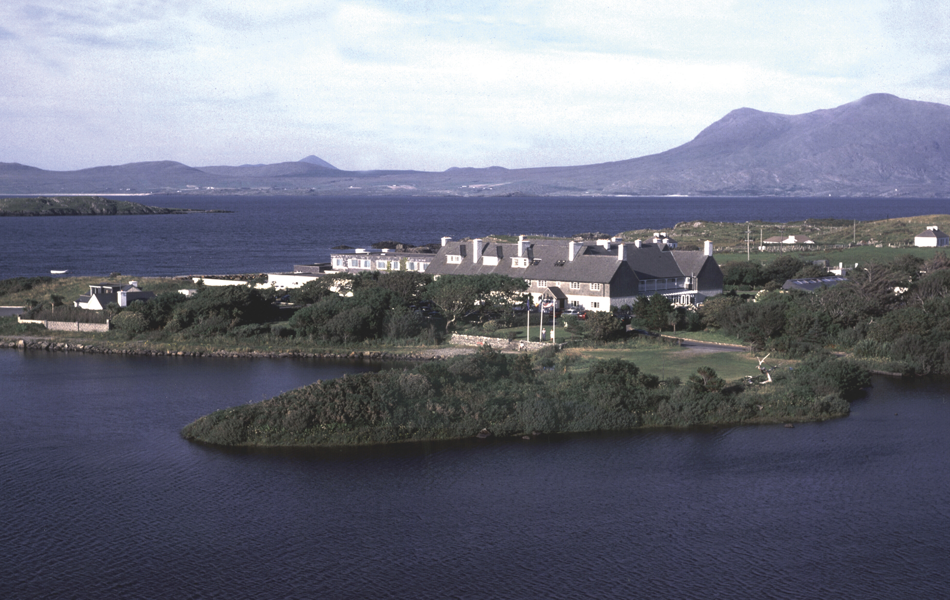 Renvyle House Hotel and Resort on the shores of the Wild Atlantic Way in Connemara