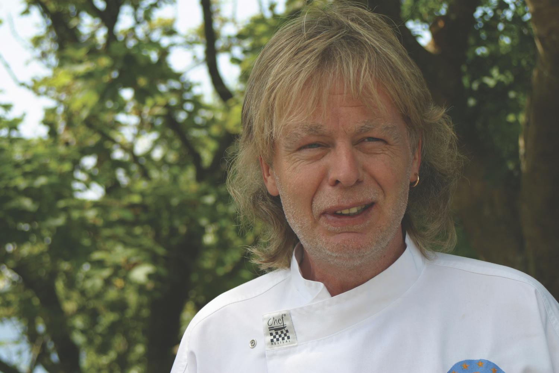 Mr Tim O'Sullivan, Executive Chef at Roisin Dubh Restaurant at Renvyle House Hotel.