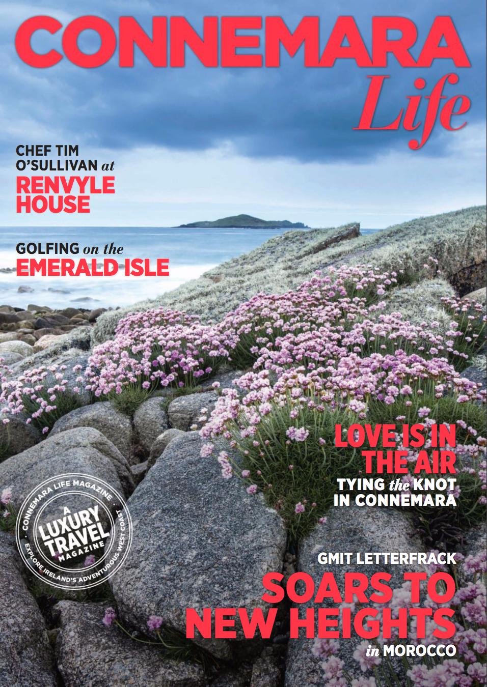 Connemara Life 2017 Cover