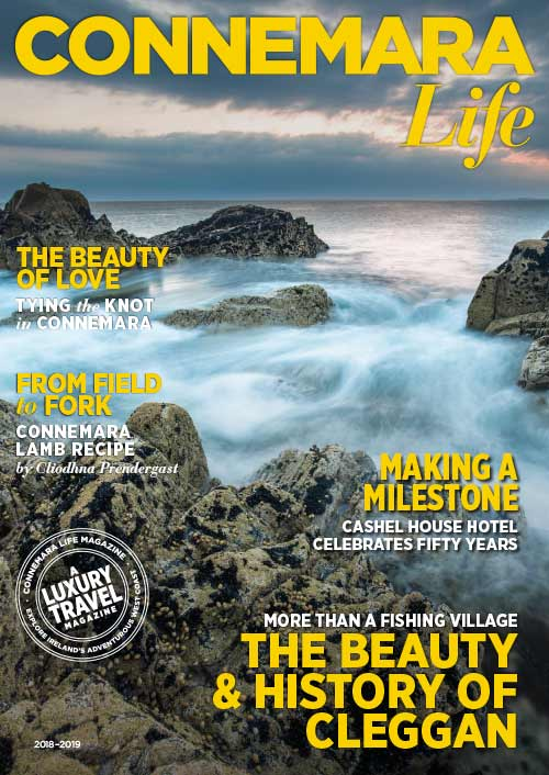2018-19 Connemara Life IssueAvailable at News Agents Now -