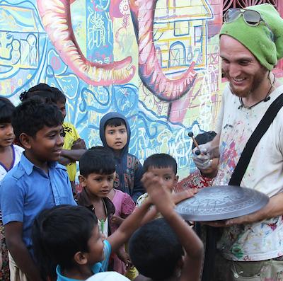 Global Citizen, Bangladesh Superheros