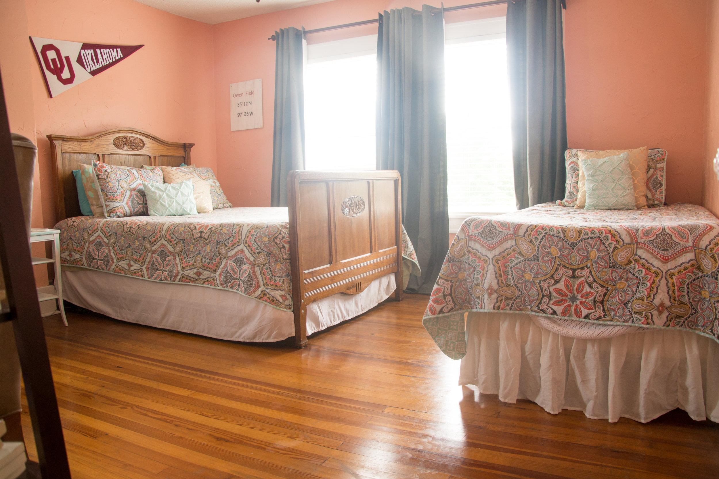 Bed and Breakfast in Norman Oklahoma