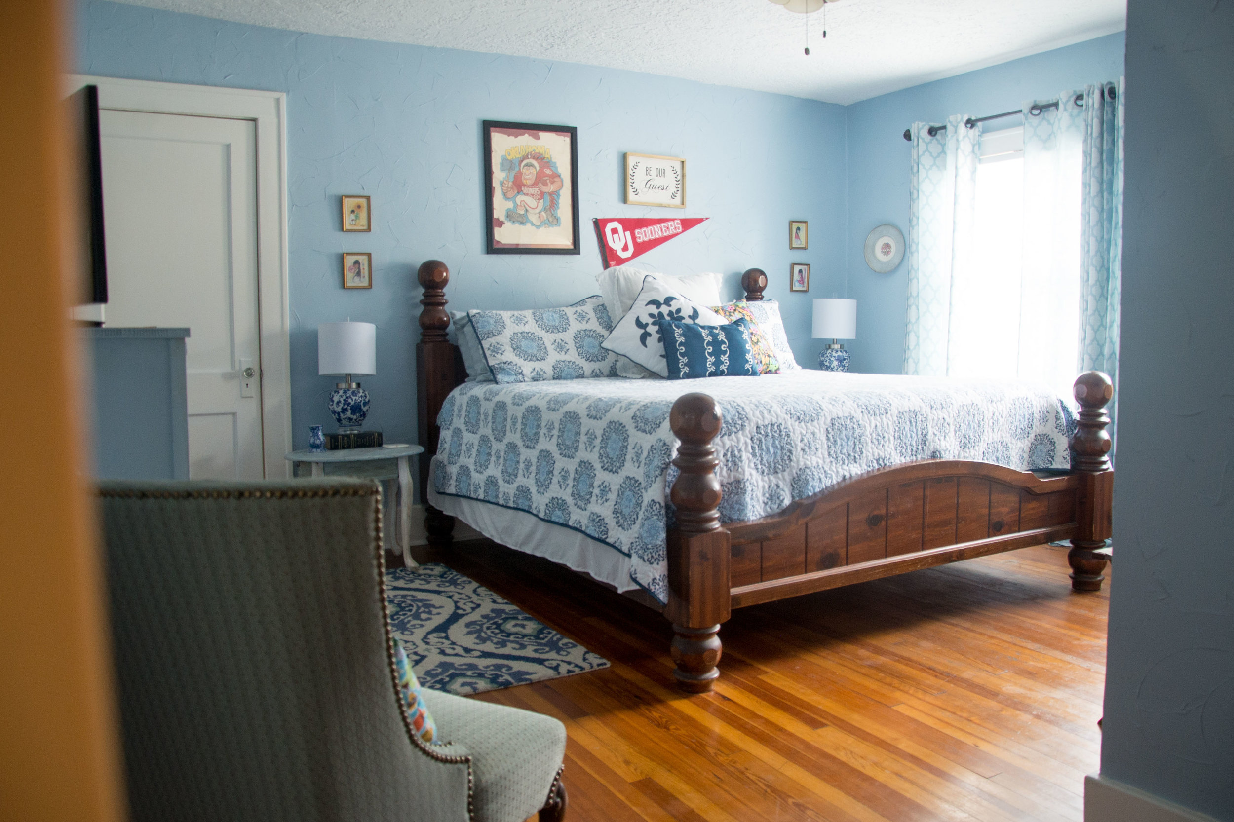 Holmberg House Suite