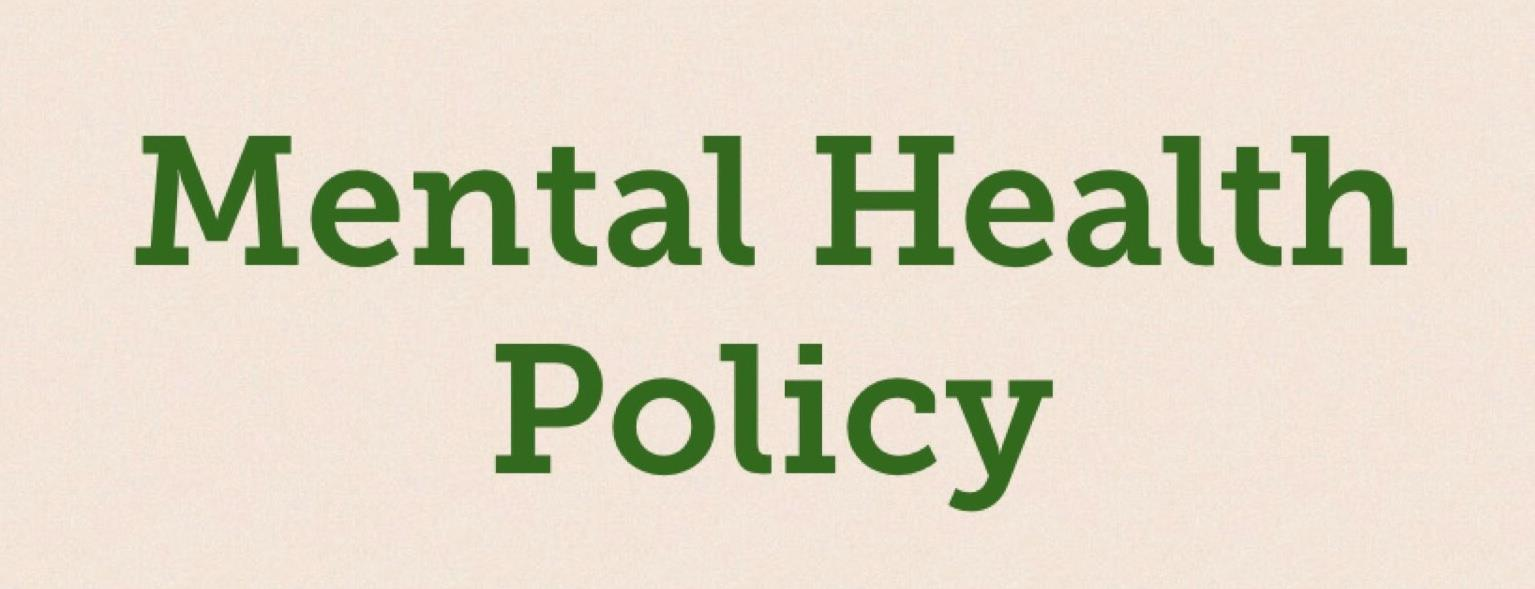 Learn about the latest mental health policy news and strategies for engaging your elected officials - Mental Health Americawww.mentalhealthamerica.netNational Council for Behavioral Healthwww.thenationalcouncil.org