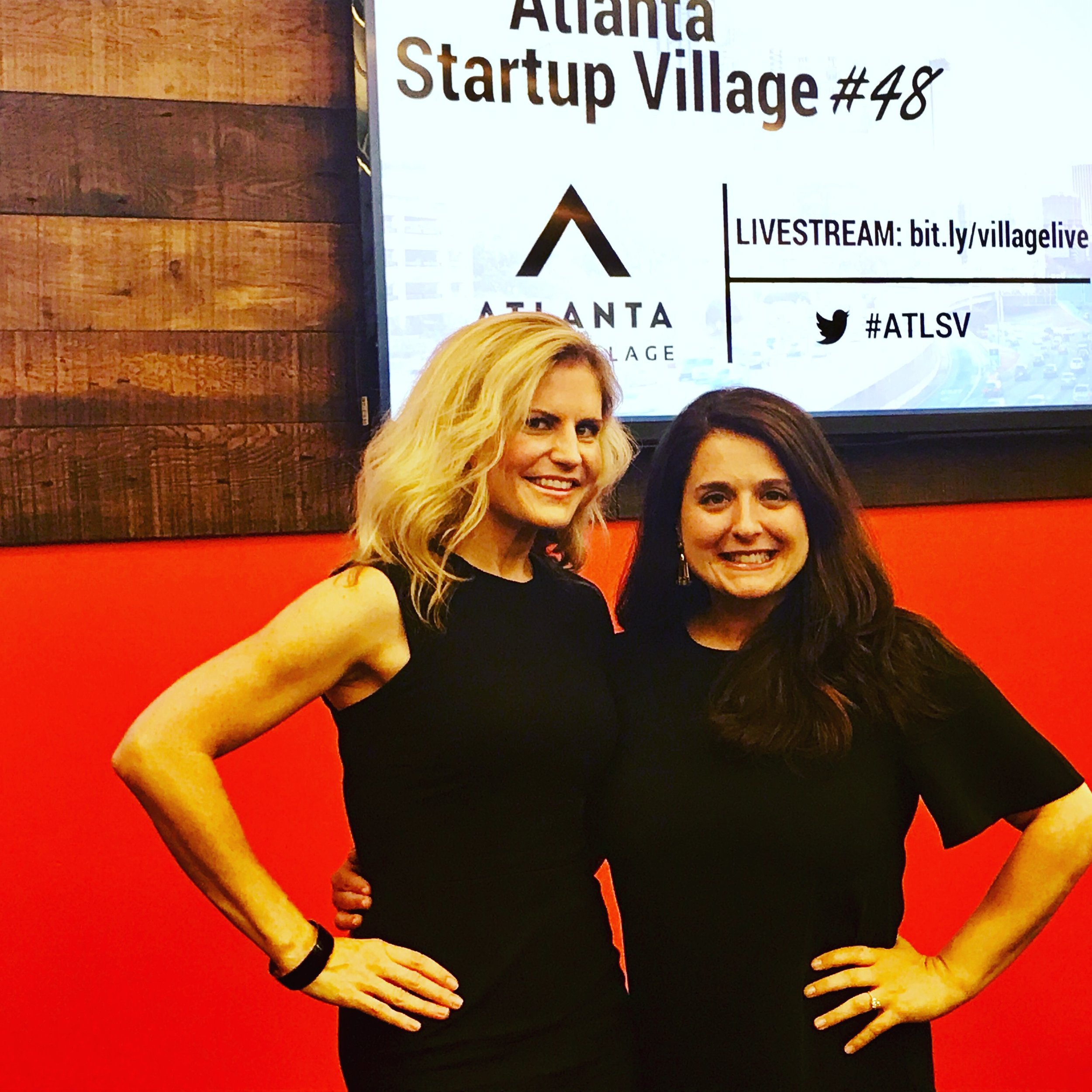 #ATLSV - Fascinating presentations by the coolest tech startups.