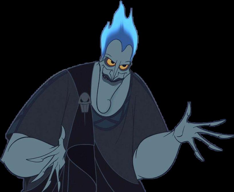 Disney Villains Hades Hercules Gee Gee Beautee