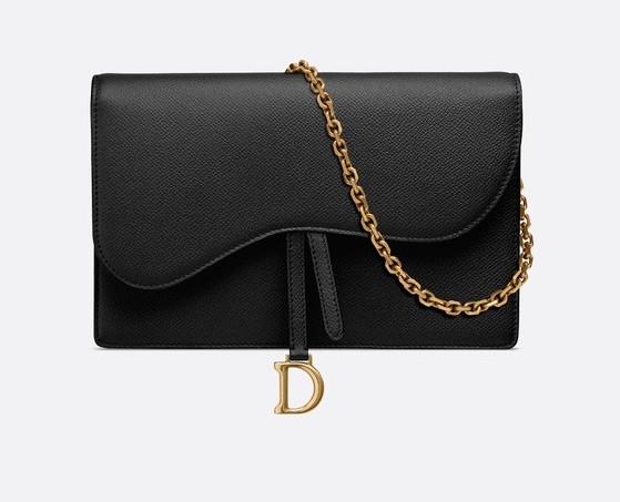 Photo:Dior  ディオール  D SADDLE DIOR ショルダーバッグ