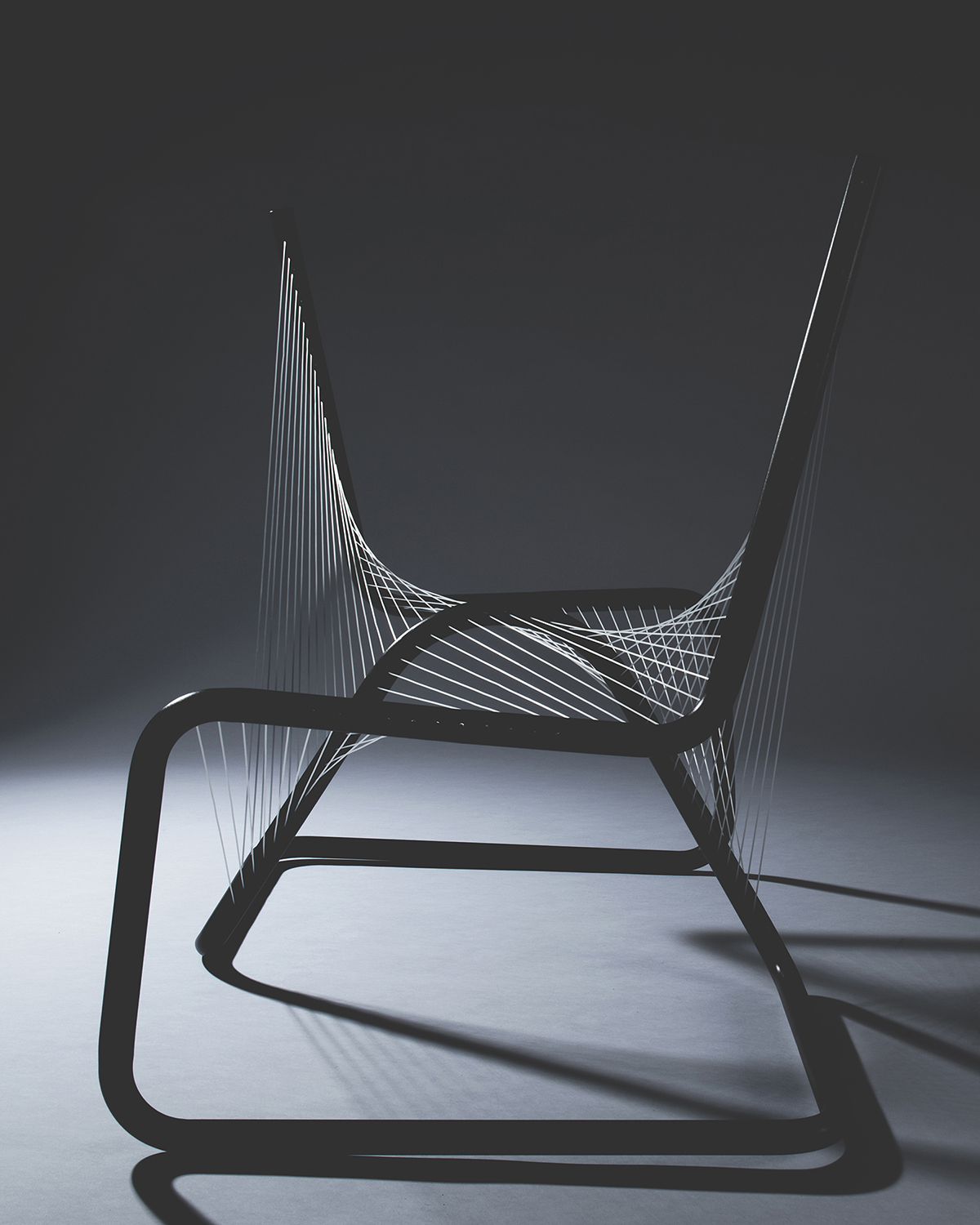 a chair made for two people