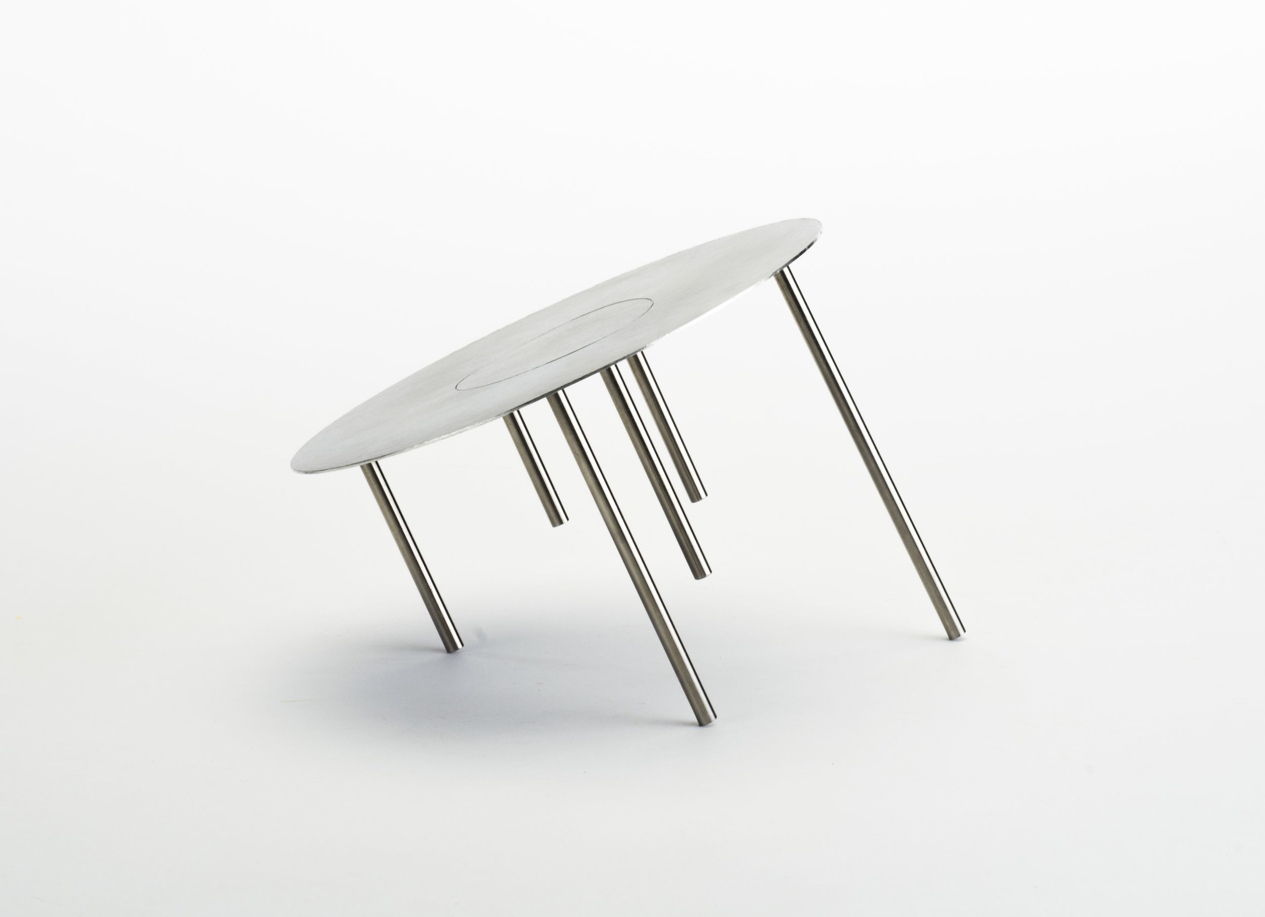 a table made for hills