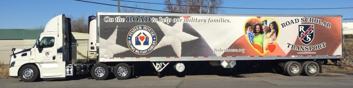Fisher House - Supporting Military Familes