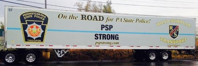 PSPStrong - Support PA State Police