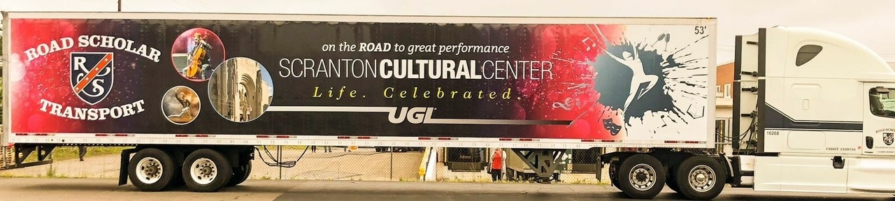 SCRANTON CULTURAL CENTER - UGL