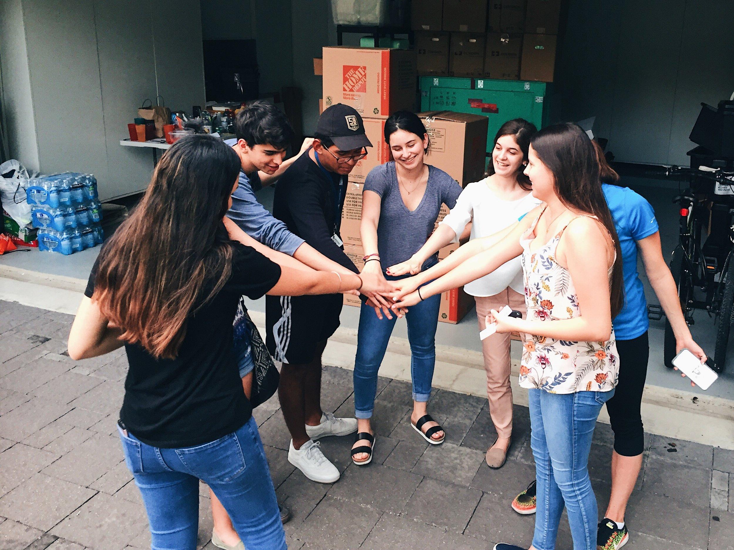 Young volunteer team.JPG
