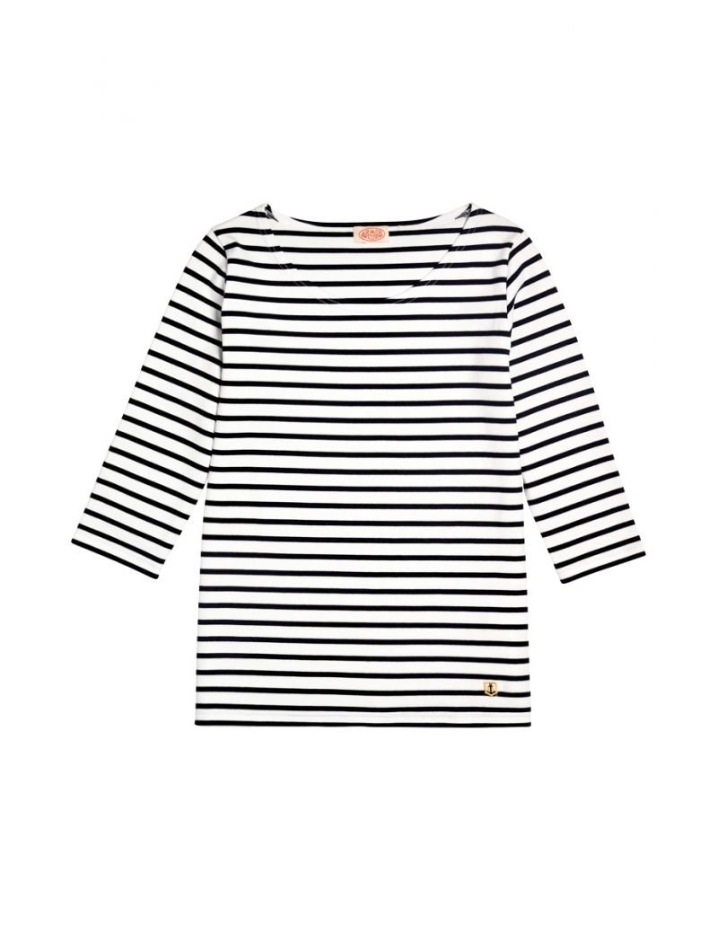 Striped Shirt - Thick Cotton