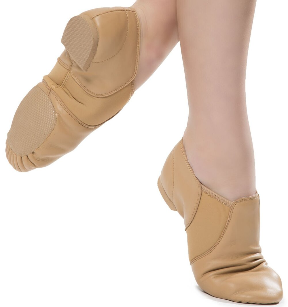 Jazz - -Shorts or Leggings-T-Shirt or Tank Top-Tan or Black Jazz Shoes (recital shoes may be either color)-Hair pulled up securely in a ponytail or bunImage from Revolution Dancewear