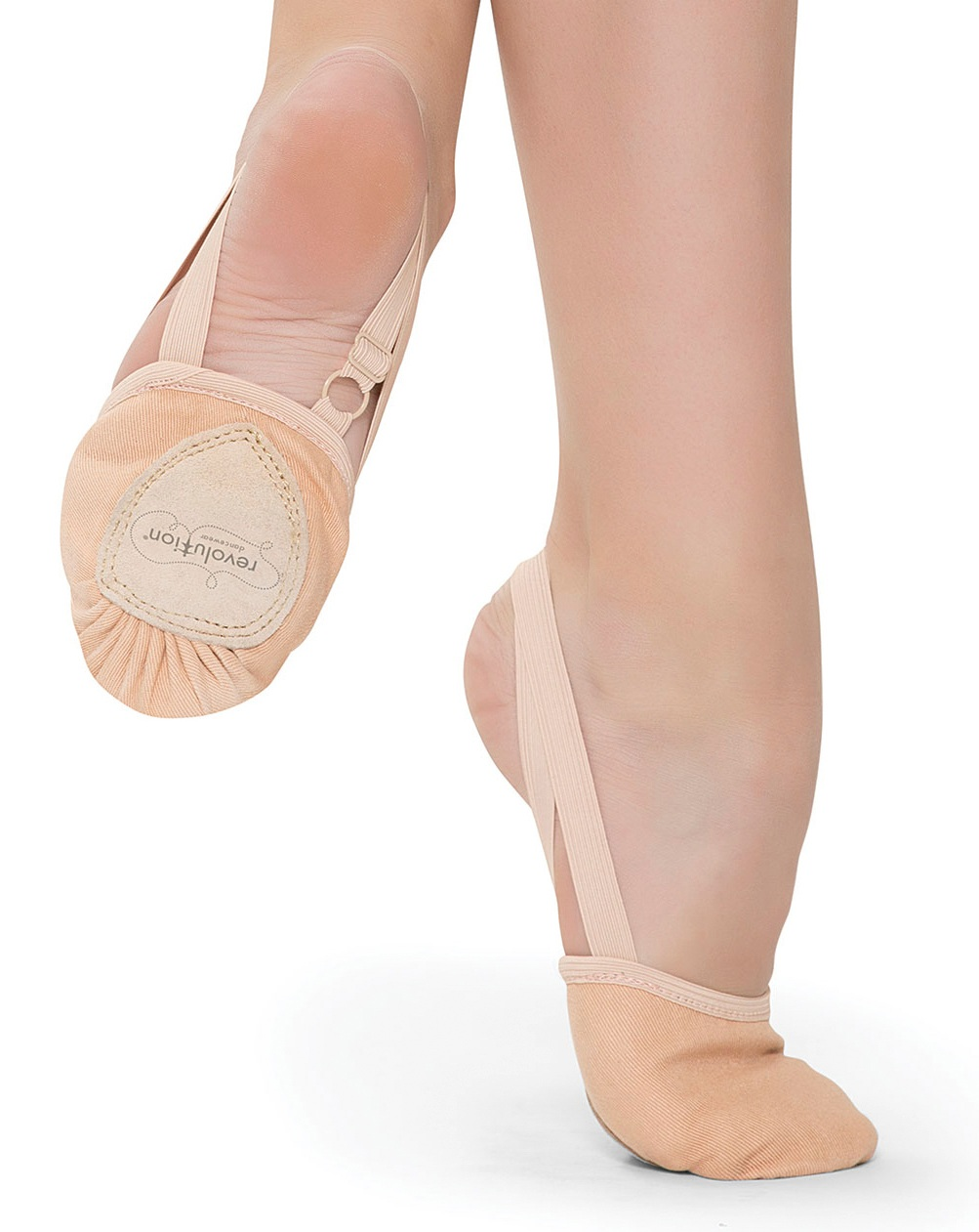 Lyrical - - Shorts or Leggings- Leotard, Tank Top, or T-Shirt (Form fitting, No midriffs)- Hair pulled back in a Bun or Ponytail- Bare Foot, Half Soles or Foot UndeezImage from Revolution Dancewear