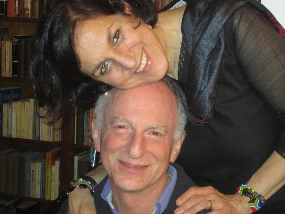 Rabia and Paul Nagin