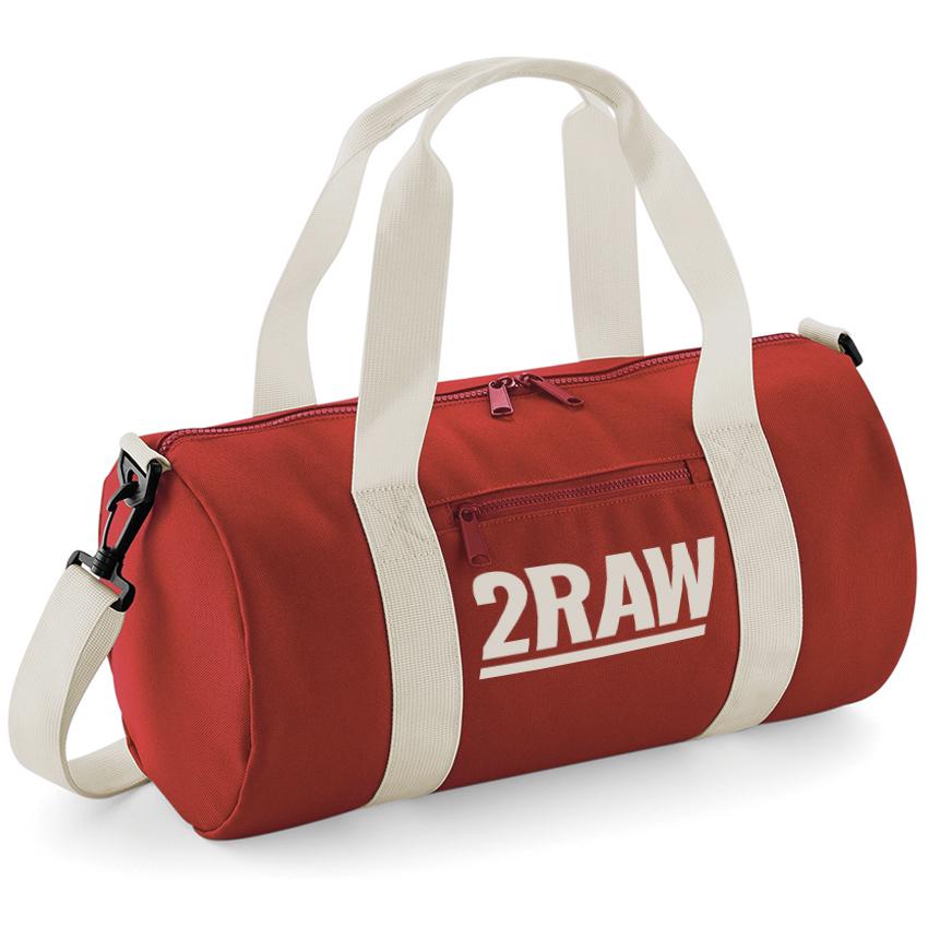 Official RAF Camo Barrel Bag