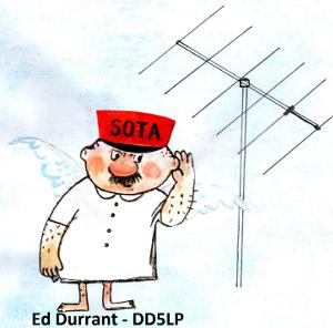 Ed Durrant-DD5LP