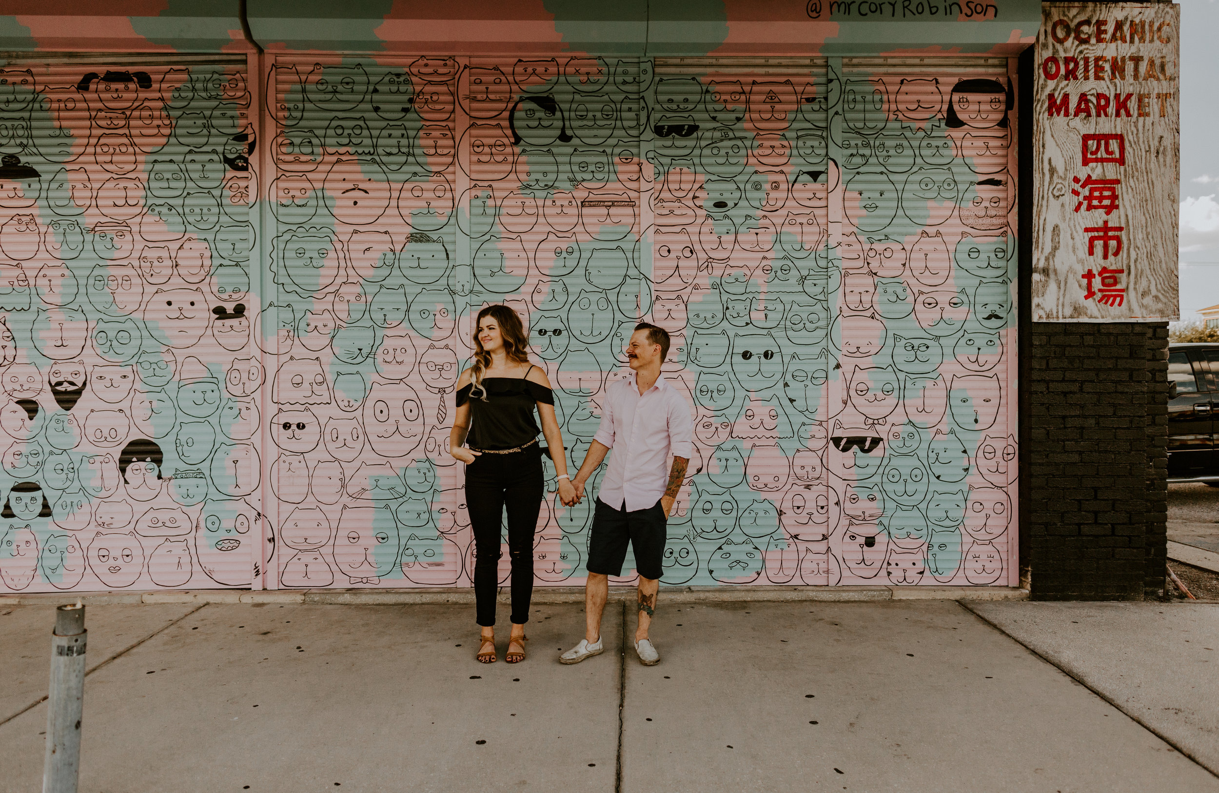 Downtown Tampa Florida-Engagement Session-Alexandra and Billy26.JPG